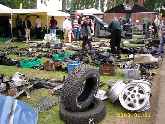 4xFortyOne _ Newbury Showground event