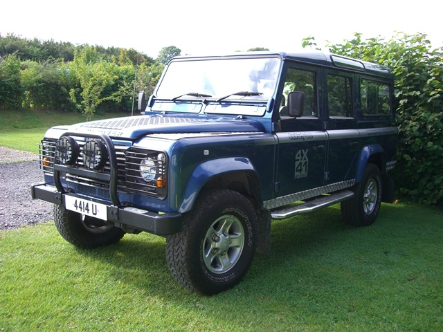 4 x FortyOne - Land Rover